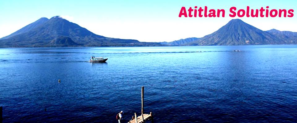 Lake-Atitlan-and-Volcanoes